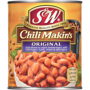S&W Chili Makin's Original Beans