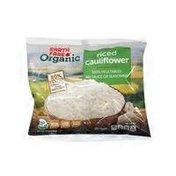 Earth Fare Organic Riced Cauliflower