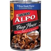 Purina Gravy Wet Dog Food, Chop House T-Bone Steak Flavor