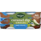 Marzetti Caramel Dip, Light Classic, Singles, Snack Size