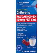 CareOne Children's Acetaminophen Cherry