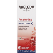 Weleda Night Cream, Awakening, Pomegranate Extracts