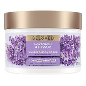 Love Beauty And Planet Whipped Body Scrub Lavender & Hyssop