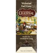 Celestial Seasonings Black Tea, Victorian Earl Grey