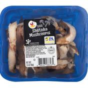 Ahold Mushrooms, Shiitake, Sliced