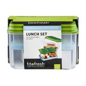 Fit & Fresh Fit Fresh Lunch Set