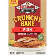 Louisiana Fish Fry Products Seasoned Coating Mix, Fish