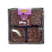 Fresh Thyme Chocolate Brownie Squares