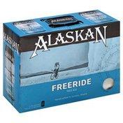 Alaskan Amber Beer, Pale Ale, Freeride