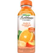 Bolthouse Farms 100% Fruit Juice Smoothie + Boosts, Orange