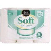 Best Choice Premium Soft Double Roll Bath Tissue