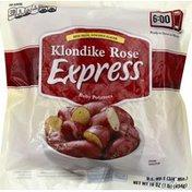 Klondike Potatoes, Baby, Rose