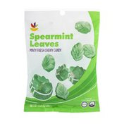 SB Spearmint Leaves Candy