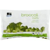 Food Lion Broccoli Cuts, Fresh Frozen, Bag