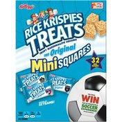 Kellogg's Rice Krispies Treats Mini Squares Marshmallow Squares