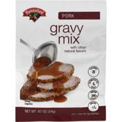 Hannaford Pork Gravy Mix