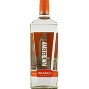 New Amsterdam Vodka, Orange Flavored