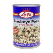 La Fe Blackeye Peas, Frijol Carita