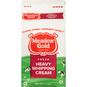 Meadow Gold Whipping Cream, Heavy