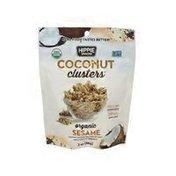 Hippie Snacks Organic Sesame Coconut Clusters