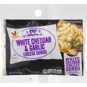 Ahold Cheese Curds, White Cheddar & Garlic