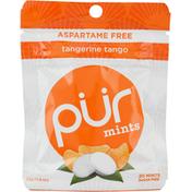 Pur Mints, Aspartame Free, Tangerine Tango