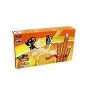 Wang Wang Orange Cracker