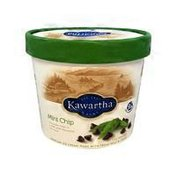 Kawartha Dairy Kawartha Mint Chip Premium Ice Cream