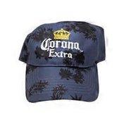 Corona Extra Navy Palm Tree Cap