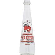 Found Mineral Water, Natural, Apple & Cinnamon