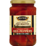 Alessi Red Peppers, Italian Style