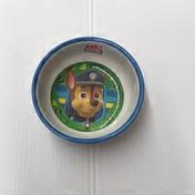 Zak Designs Inc. Marshall Rubble & Chase Paw Patrol Boy's Cereal Bowl With Rim