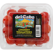 Del Cabo Organic Red Cherry Tomatoes
