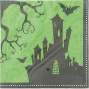 CR Gibson Napkins, Lunch, Spooky Night, 2-Ply