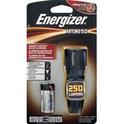 Energizer Flashlight, 250 Lumens, MTL 250