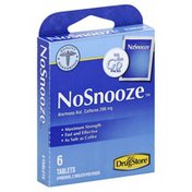 Lil Drug Store NoSnooze, Maximum Strength, 200 mg, Tablets, On the Go Packs