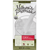 Nature's Promise Ricemilk, Enriched, Original