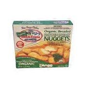 Bell & Evans Organic, Breaded Chicken Breast Nuggets