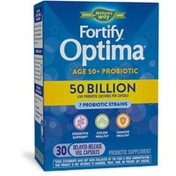 Nature's Way Fortify® Optima® Adult 50+ 50 Billion Probiotic