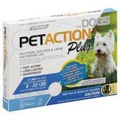 Petaction Pet Action Plus for Dogs