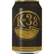 Golden Road Brewing K-38 Oscura Mexican-Style Lager Beer Can