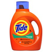 Tide Liquid Laundry Detergent, Mountain Spring