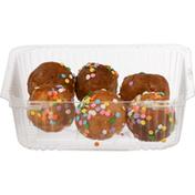 Hannaford Donut Bites, Birthday Cake