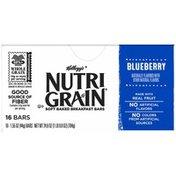 Kellogg's Nutri-Grain Cereal Bars Blueberry