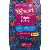 Wyman's Triple Berry