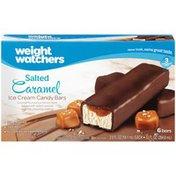 Weight Watchers Salted Caramel Ice Cream Candy Bar