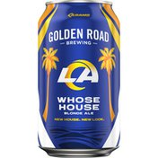 Golden Road Brewing Whose House Blonde Ale Beer Can