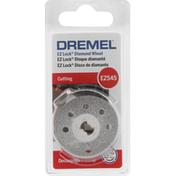 Dremel Diamond Wheel, Cutting