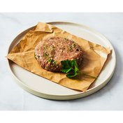 Seasoned Turkey Burger