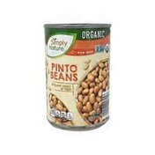 Simply Nature Organic Pinto Beans
